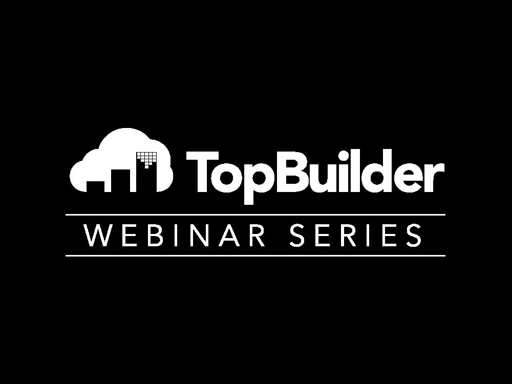 TopBuilder Webinar Series Logo